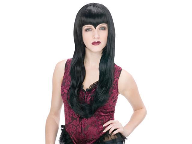Vampire Wig - Vampiress Black