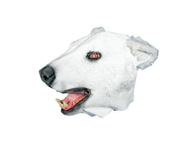 Polar Bear Halloween Mask