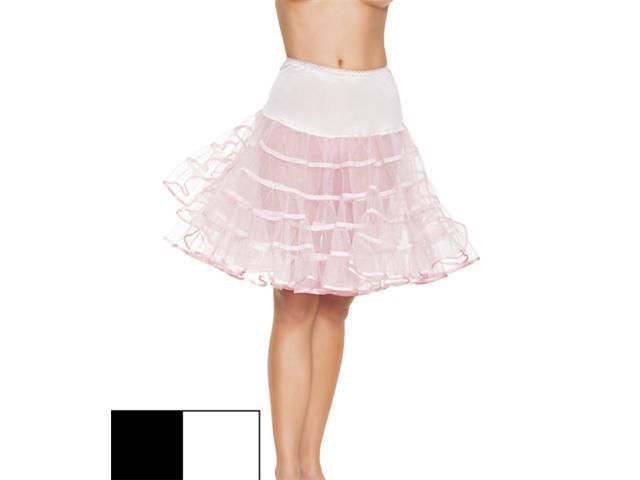 Mid Length Petticoat - Womens