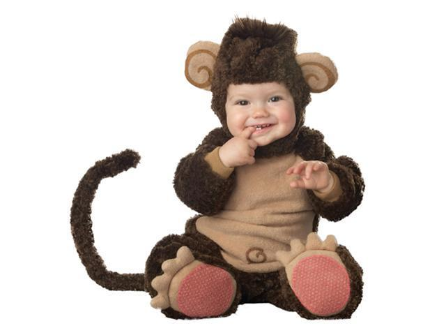 Infant Monkey Costume - Lil' Monkey