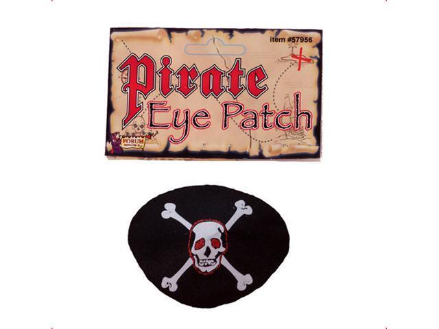 Halloween Pirate Eye Patch