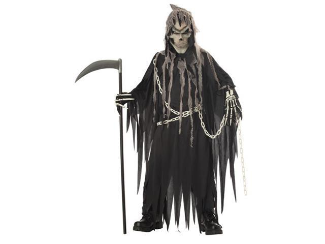 Mr. Grim Reaper Halloween Costume - Boys