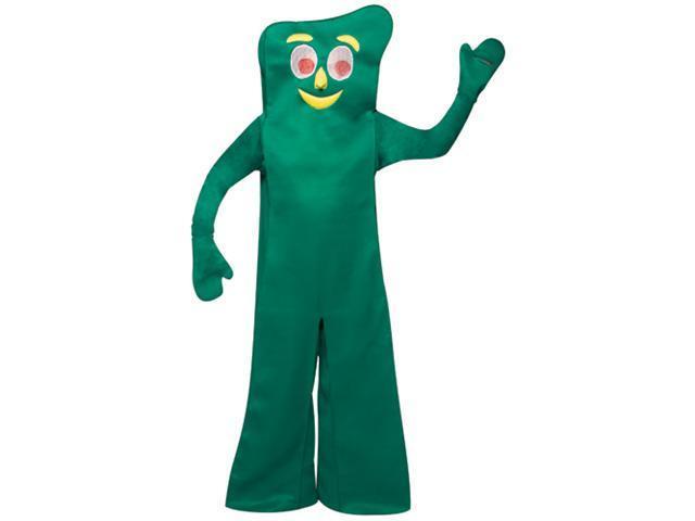 Gumby Halloween Costume - Adult
