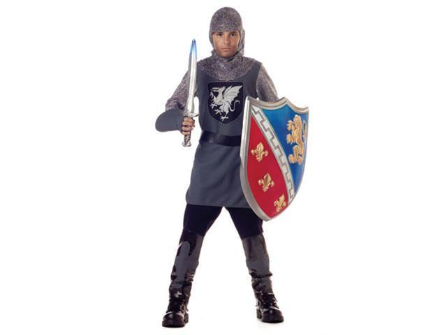Child Valient Knight Costume California Costumes 344