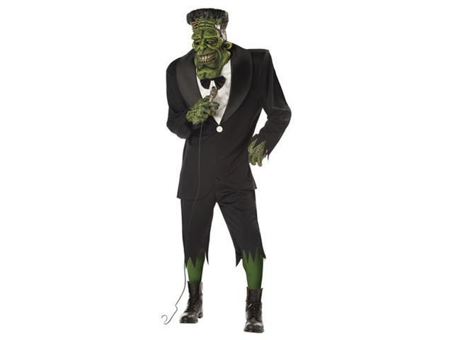 Adult Frankenstein Costume - Big Frank
