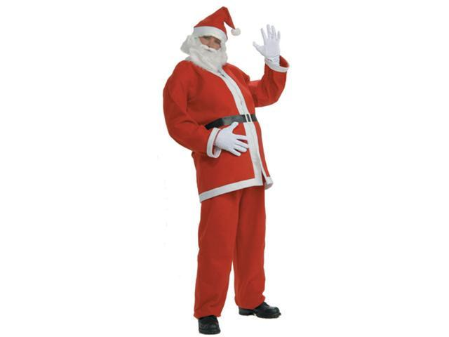 Simply Santa Suit - Christmas Costume