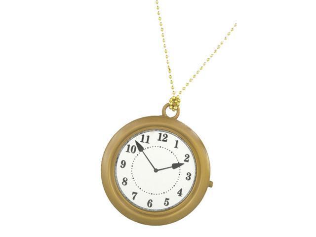 Flava Flav Clock Necklace