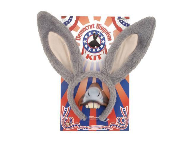 Democratic Donkey Costume
