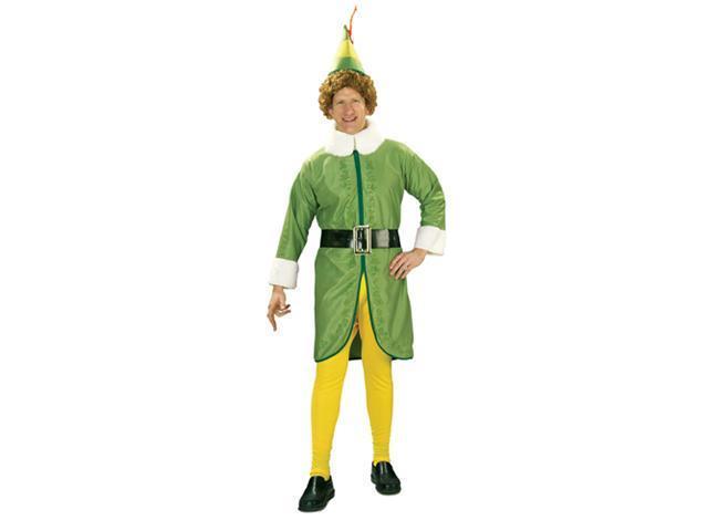 Mens Christmas Elf Costume - Buddy the Elf