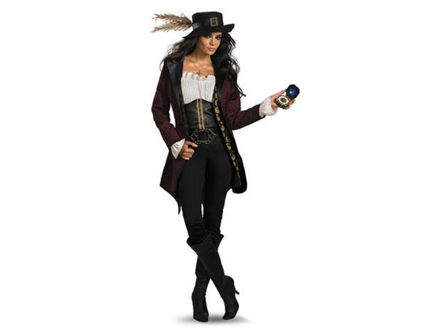 Womens Angelica Pirate of the Caribbean Costume