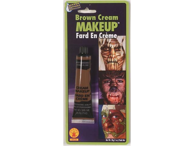 Brown Cream Makeup Rubies 18123