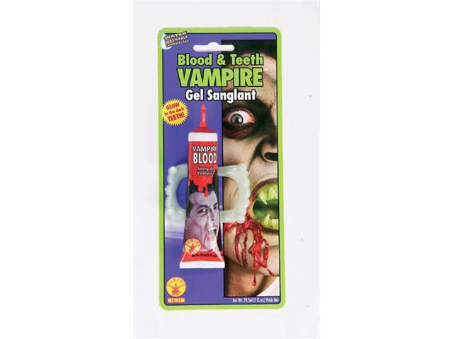 Vampire Blood and Teeth Rubies 18131