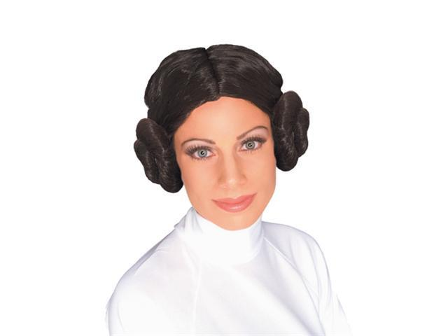 Princess Leia Halloween Wig - Star Wars