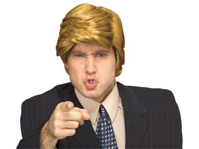 Donald Trump Halloween Wig - Mens