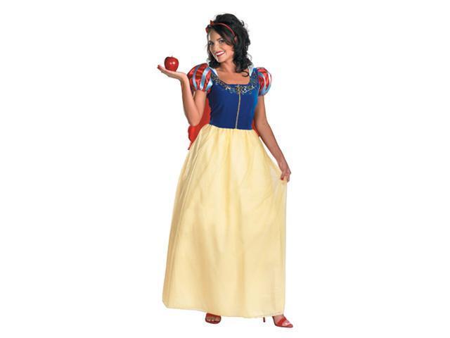 Snow White Deluxe Adult Halloween Costume