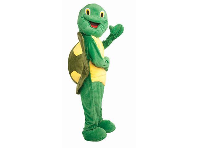 Deluxe Adult Plush Turtle Costume