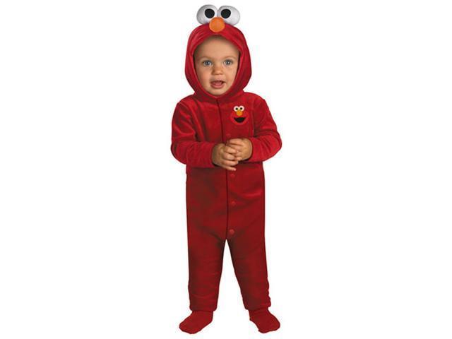 Giggling Elmo Infant Sesame Street Costume