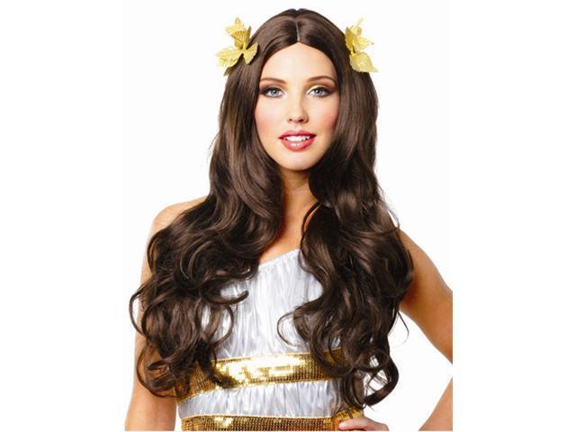 Women's Goddess Wig - Brunette