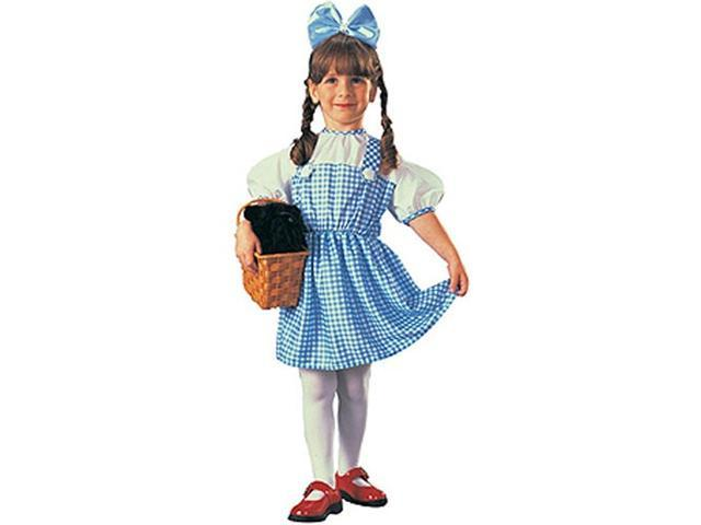 Dorothy Costume for Toddlers - Wizard of Oz