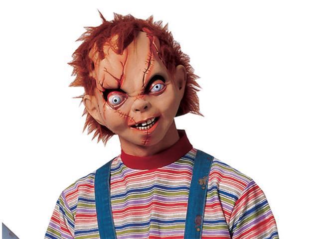 Chucky Halloween Mask