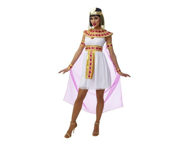 Womens Pink Cleopatra Costume