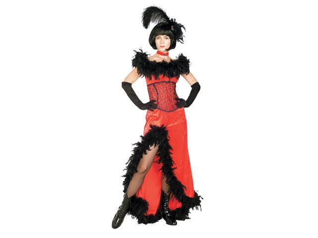 Womens Miss Kitty Costume