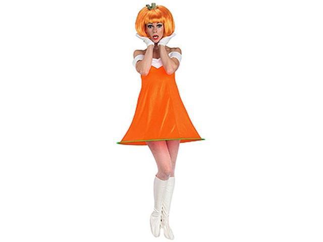 Womens Pumpkin Costume - Pumpkin Spice