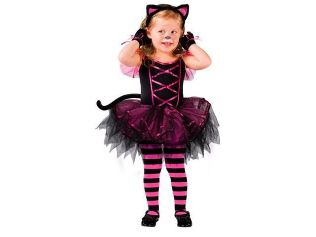Toddler Kitten Costume - Catarina