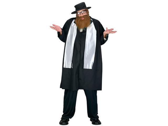 Big & Tall Rabbi Costume