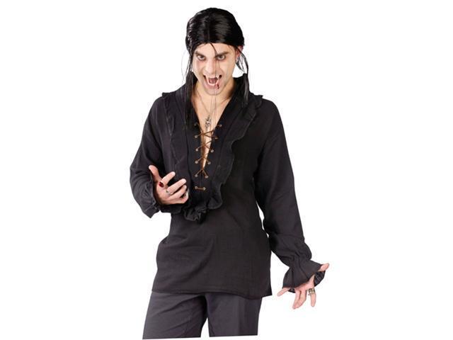 Goth Vampire Costume Shirt