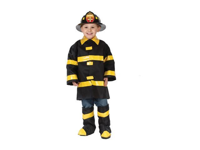 Toddler Fire Chief Costume FunWorld 1540