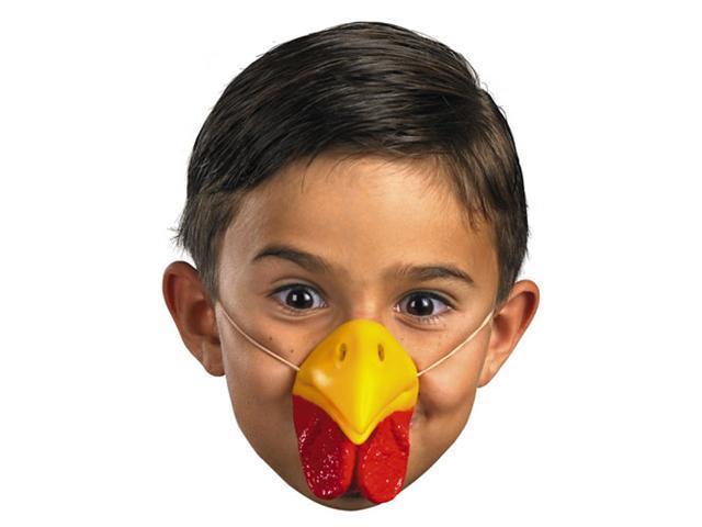 Chicken Nose Animal Mask - Child