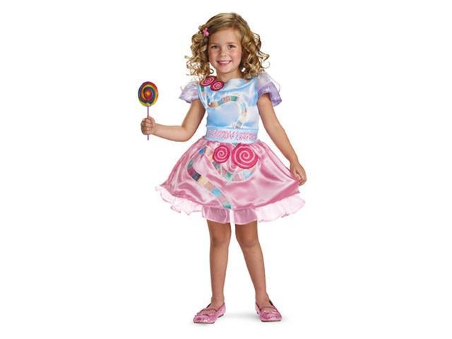 Toddler Candyland Girls Halloween Game Costumes
