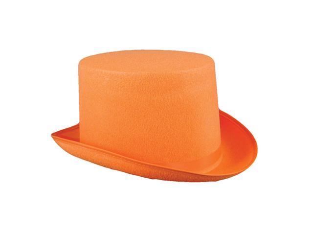 Dumb And Dumber Orange Top Hat - Lloyd
