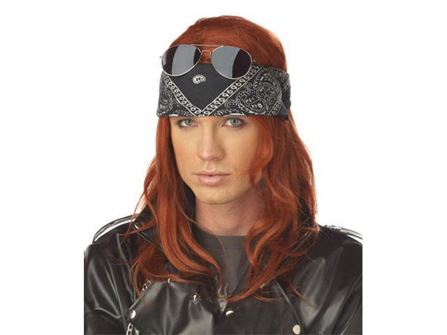 Axl Rose Costume - Wig