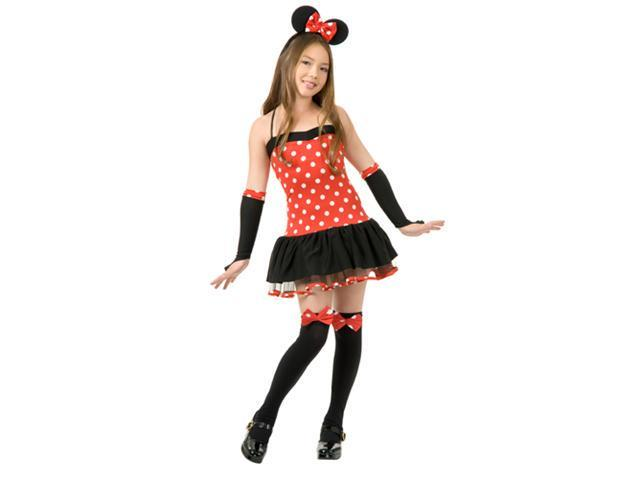 Teen Minnie Mouse Costume