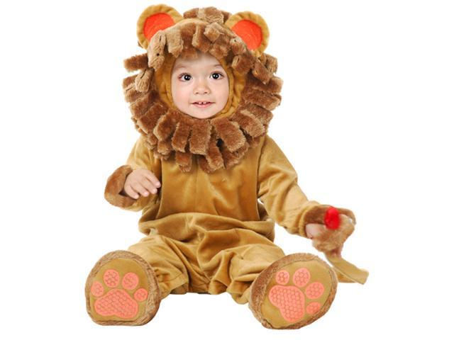 Toddler Little Lion Costume