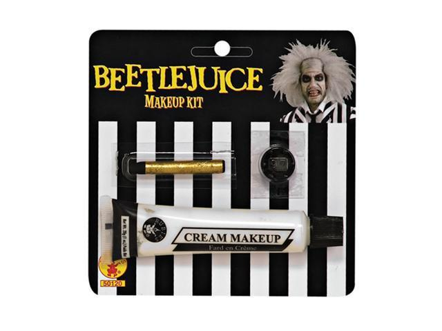 Halloween Beetlejuice Makeup Kit