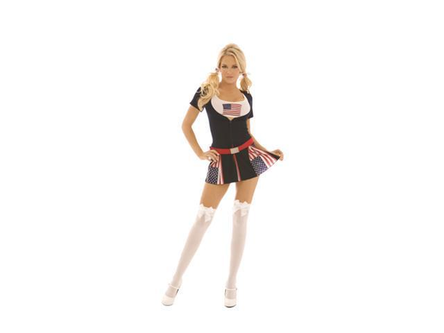 Women's American Princess Costume