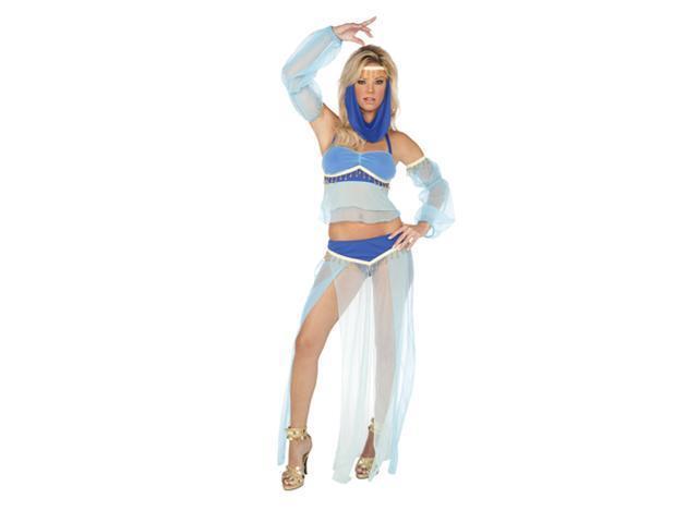 Sexy Arabian Princess Costume