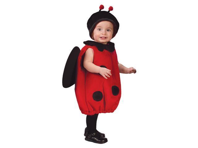 Infant Lady Bug Costume - Lady Bug
