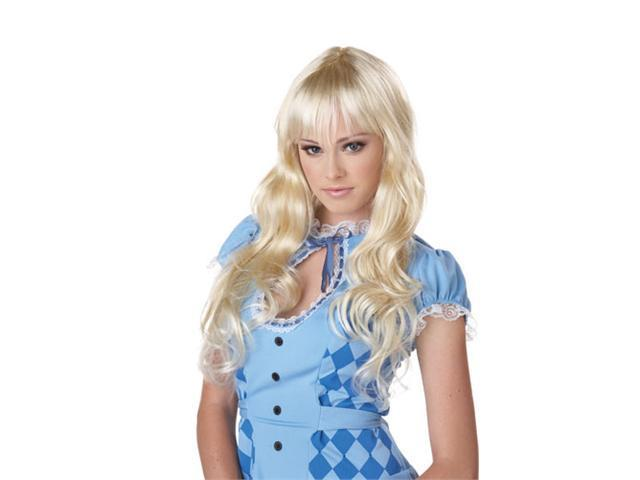 Adult Coquette Blonde Wig California Costumes 70542