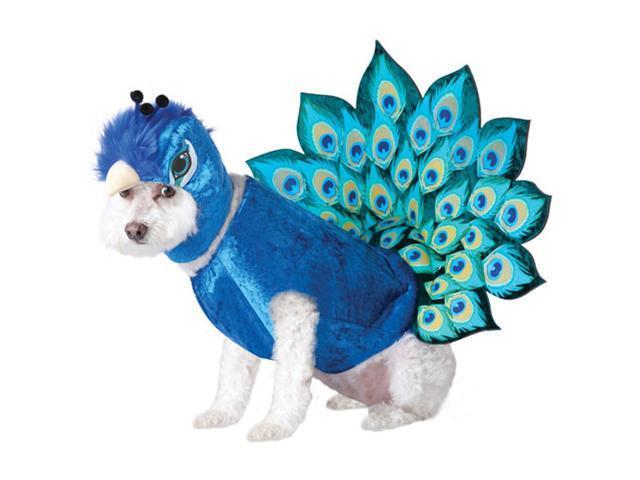Peacock Dog Animal Planet Pet Halloween Costume