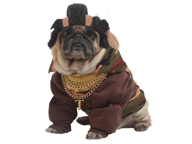 Pity The Fool Pet Mr. T Dog Halloween Costume