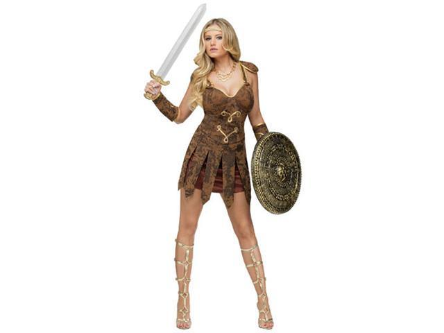 Womens Sexy Gladiator Costume