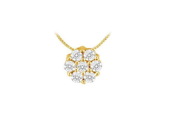 Three Stone Sapphire Ring 14K Yellow Gold 0.25 CT TGW