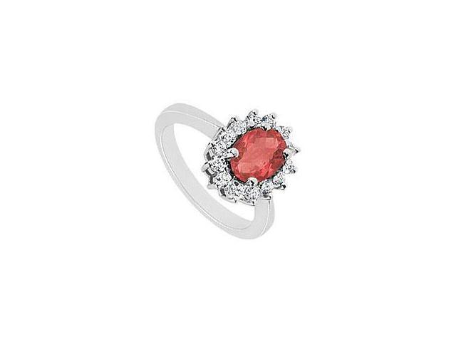 Heart Diamond Ring 14K Yellow Gold 0.33 CT Diamonds