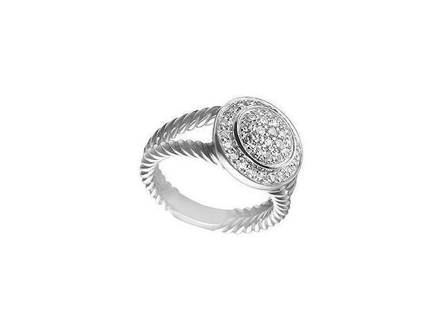 Sapphire and Diamond Engagement Ring 14K Yellow Gold 1.25 CT TGW