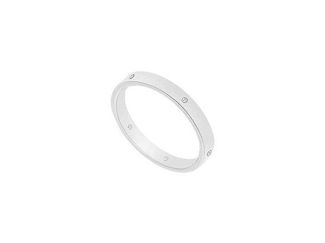 Ruby Ring 14K White Gold 0.75 CT TGW