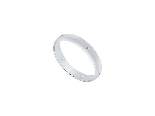 Emerald and Diamond Ring 14K White Gold 1.50 CT TGW